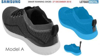 11 390x220 - بالصور.. سامسونج تستعد لإطلاق حذاء رياضي ذكي في معرض إلكترونيات المستهلك