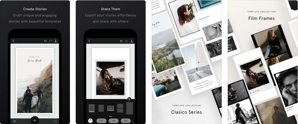 تطبيق Unfold  Create Stories لإنشاء ستوري مميز ومشاركته على مواقع التواصل 123.png