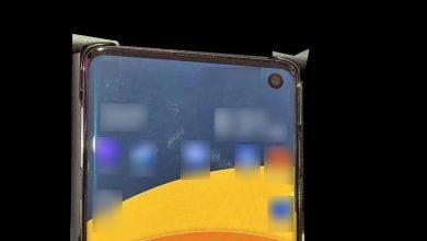 galaxy s10 390x220 - لأول مرة، تسريب صورة واقعية لجوال سامسونج جالكسي S10 المنتظر