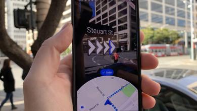 133 030132 google ar maps 700x400 390x220 - خرائط جوجل تتيج لمستخدميها ميزة التنقل بتقنية الواقع المعزز، تعرف عليها