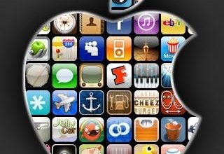 Apple iTunes Apps Download for iPhone iPad1 320x220 - احذر.. تطبيفات ايفون شهيرة تسجل أنشطتك بالفيديو دون اذنك تعرف عليها