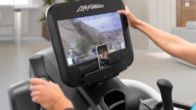 LFConnect2 390x220 - تطبيق Workout: Gym tracker & planner يعطيك تمارين رياضية لتمارسها في الجيم