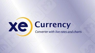 XE android 390x220 - تطبيق XE Currency الأفضل لتحويل العملات والمقارنة بينها، يتجدد باستمرار