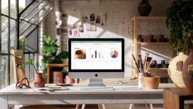 جديدة من حواسب iMac 390x220 - آبل تكشف عن إصدارها لسلسلة جديدة من حواسب iMac بحجم 21.5 و27 بوصة
