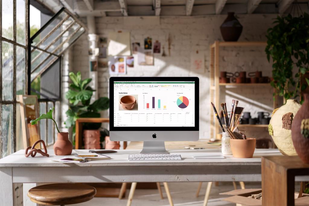 جديدة من حواسب iMac - آبل تكشف عن إصدارها لسلسلة جديدة من حواسب iMac بحجم 21.5 و27 بوصة