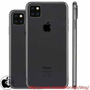 iPhone 11 سشتمل على ثلاث كاميرات - شائعات جديدة تكشف عن عدد الكاميرات التي ستوجد في جوال آبل القادم آيفون 11