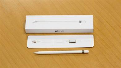 137 390x220 - بالصور، تعرف على كيفية التحقق من مستوى البطارية في قلم آبل Apple Pencil