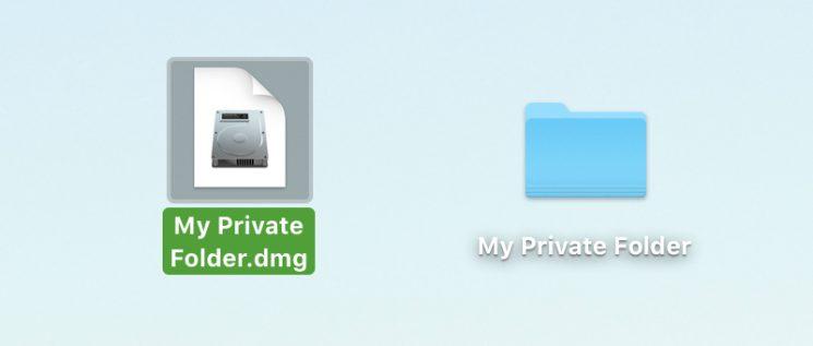 6 1 - بالصور.. تعرف على كيفية تشفير وحماية المجلدات بكلمة مرور على حاسب macOS