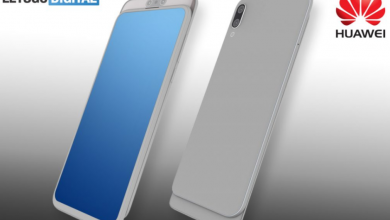 Huawei slider phone 940x610 390x220 - اصدار جديد من شركة هواوي بتصميم منزلق ينكشف في براءة اختراع جديدة