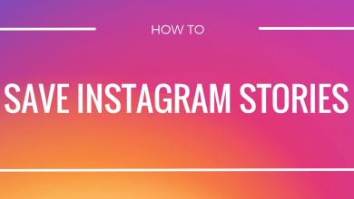 how to save instagram story photo 390x220 - تطبيق Long Video for Instagram Story لرفع القصص الطويلة في مواقع التواصل