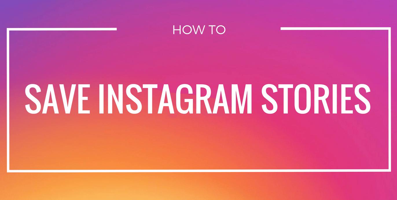 how to save instagram story photo - تطبيق Long Video for Instagram Story لرفع القصص الطويلة في مواقع التواصل