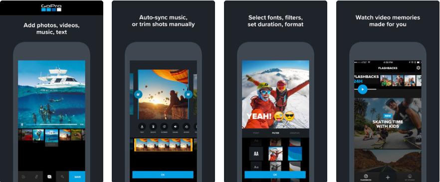 1 3 - تطبيق Quik - محرر الفيديو المجاني الأفضل لإنشاء الفيديوهات للأندرويد والآيفون
