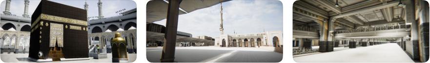 1 8 - تطبيق vMakkah يصحبك في جولة افتراضية إلى المسجد الحرام والمسجد النبوي الشريف