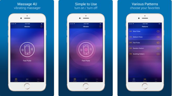 2 4 - تطبيق Massage 4U يجعل هاتفك يهتز ليعطيك مساج رائع بعد يوم طويل