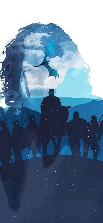 3 1 - تحميل خلفيات مسلسل Game of Thrones عالية الجودة متنوعة للهواتف