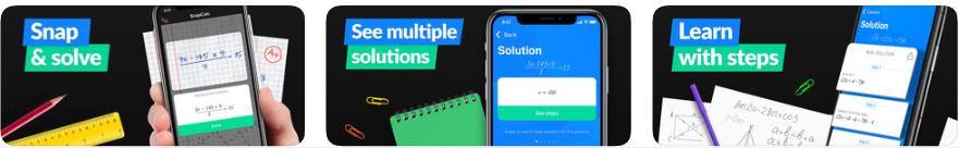 3 1 - تطبيق SnapCalc لحل المسائل الرياضية بسهولة بالتقاط الصور لها