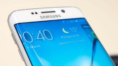 Samsung Galaxy S6 Edge Screen 390x220 - تطبيق Samsung Edge touch يحد من لمس حواف شاشة الهاتف بالخطأ