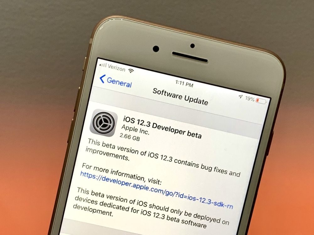e2ddf83f77 - بالفيديو.. تعرف على أهم مزايا النسخة التجريبية الأولى من نظام iOS 12.3