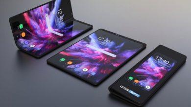galaxy f foldable phone concept lets go digital 1 1 390x220 - بعد ظهور العديد من المشاكل به، سامسونج تقرر سحب جميع نسخ جالكسي فولد من الإعلاميين