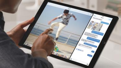iPadPro Lifestyle SplitScreen PRINT 1 390x220 - بالصور.. تعرف على كيفية إيقاف دوران الشاشة للوضع الأفقي في آيباد