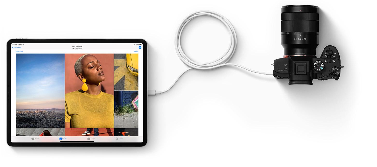 ios 13 media import third party apps - iOS 13 سيجلب لك ميزة جديدة خاصة باستيراد الصور ومقاطع الفيديو من الأجهزة الخارجية