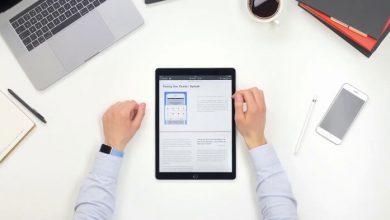 pdf 390x220 - بالصور.. تعرف على كيفية إنشاء ملفات PDF بآيفون وآيباد باستخدام  تطبيق الملاحظات