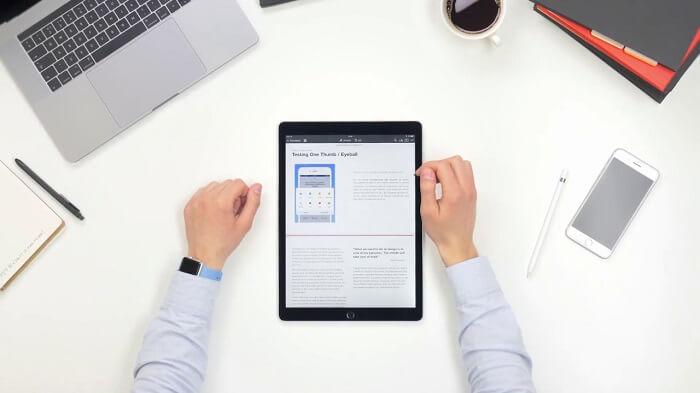 pdf - بالصور.. تعرف على كيفية إنشاء ملفات PDF بآيفون وآيباد باستخدام  تطبيق الملاحظات