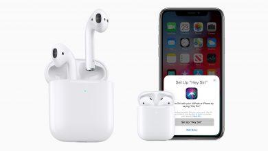 AirPods 2 390x220 - بعد طول انتظار، آيفون 11 قد يتيح الاستماع للموسيقى على جهازين بلوتوث في نفس الوقت