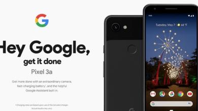 Google Pixel 3a and 3a XL specs 1170x610 390x220 - جوجل تكشف عن الصور الترويجية لجوالي بيكسل 3a و3a XL قبل مؤتمر الكشف عنهم
