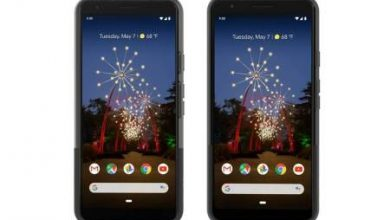 Pixel 3A 1 390x220 - رسمياً.. جوجل تعلن عن هواتف بكسل 3a وبكسل 3a XL المتوسطة بهذه المواصفات