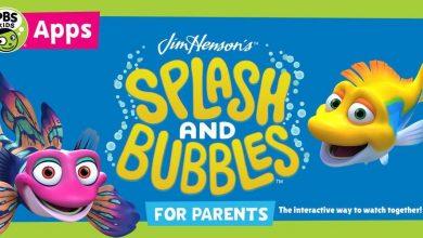 Splash and Bubbles for Parents 1 390x220 - تطبيق Splash and Bubbles for Parents لمساعدة الأطفال على بناء المهارات التي يحتاجونها