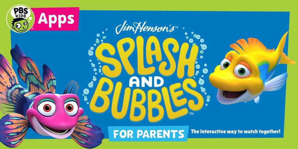 Splash and Bubbles for Parents 1 - تطبيق Splash and Bubbles for Parents لمساعدة الأطفال على بناء المهارات التي يحتاجونها