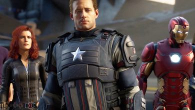 3545721 avenger 03 390x220 - شاهد الاعلان التشويقي الأول للعبة المنتظرة Marvel's The Avengers وموعد صدورها
