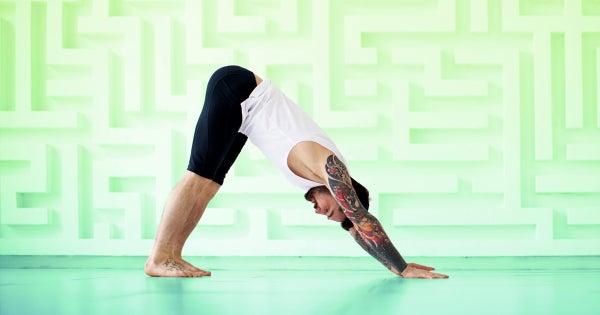 yoga workout header - تطبيق Daily Yoga به مكتبة كبيرة تحتوي على 500 وضعيه للرياضه اليوغا
