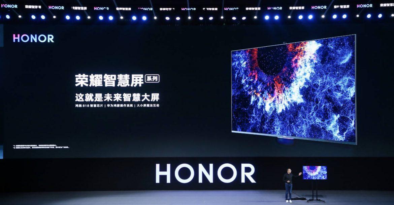تلفزيون Honor Vision الذكي كاميرا HarmonyOS و AI المنبثقة 1170x610 - المدير التنفيذي لشركة هواوي يؤكد نوع أول جهاز سيعمل بنظام تشغيل هارموني OS