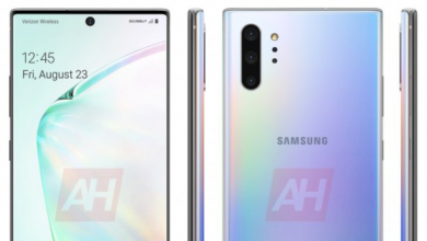Galaxy Note10 5G 1 1 390x220 - جوال سامسونج جالكسي نوت 10+ 5G يظهر في تسريبات جديدة تؤكد موعد إطلاقه