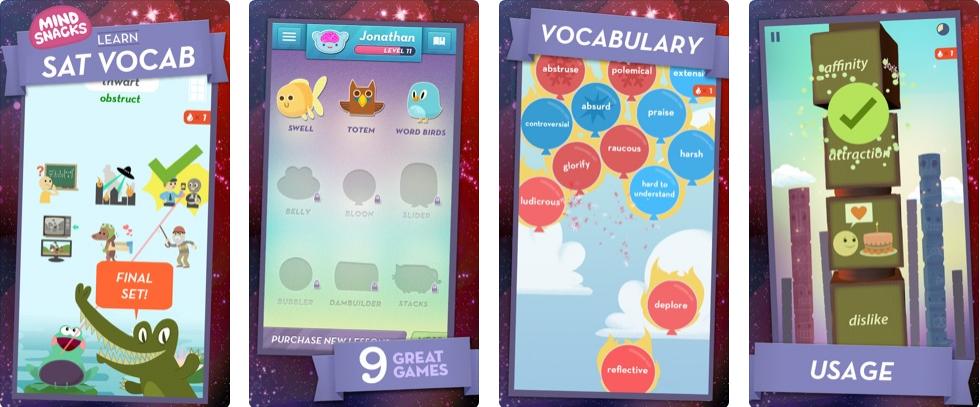 44 3 - ألعاب MindSnacks لتعلم لغات عديدة بطريقة ممتعة وذكية للأطفال والكبار