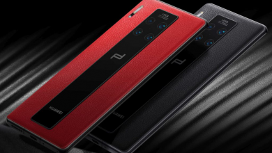 HUAWEI Mate 30 Pro PORSCHE 1024x610 3 390x220 - هواوي تكشف رسمياً عن إصدار خاص من جوال ميت 30 RS بتصميم بورشه