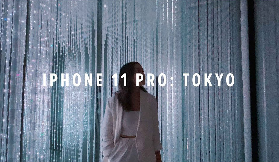 iPhone 11 Pro Cinematic 4k Tokyo - مخرج سنيمائي يضع كاميرا ايفون 11 برو تحت الاختبار بمقطع 4K سنيمائي في طوكيو
