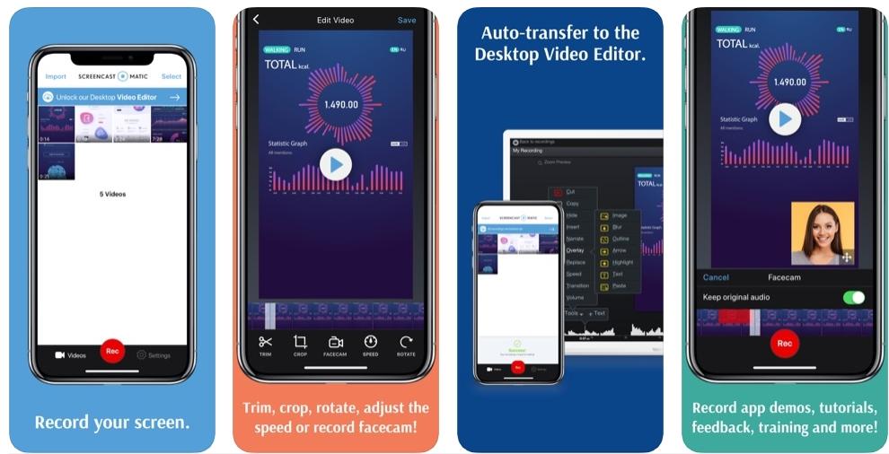 2019 10 03 01 24 30 Window - تطبيق Screencast-O-Matic لتسجيل فيديو لشاشة آيفون مع فيديو من الكاميرا الأمامية